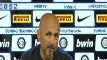 """Spalletti: """"Con il Sassuolo è una semifinale"""""""