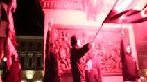 Torino: la festa dei tifosi della Juventus