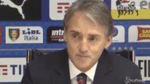 """Mancini, prime parole da Ct della Nazionale: """"Balotelli? Lo chiameremo"""""""