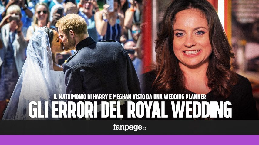 Matrimonio Harry e Meghan  barba 8b5a6861b42c