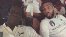 """""""Lorenzo, chi vince?"""", Insigne risponde a Balotelli sulla finale di Champions"""