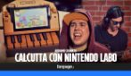 Abbiamo suonato Calcutta con Nintendo Labo