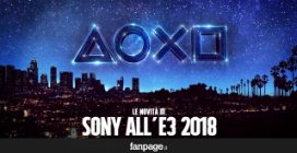 Sony E3 2018, i gameplay di The Last of Us 2, Spiderman, Death Stranding e Ghost of Tsushima