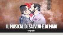 Se Salvini e Di Maio fossero un musical
