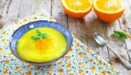 Orange cream: an incredibly aromatic flavor