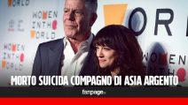 Morto Anthony Bourdain, era il compagno di Asia Argento: si è suicidato
