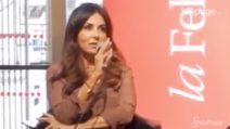 """Sabrina Ferilli: """"Non cambierei mai Roma con nessuna città"""""""