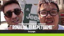 """Cristiano Ronaldo alla Juve, ecco la reazione dei tifosi: """"Con te vogliamo vincere la Champions"""""""