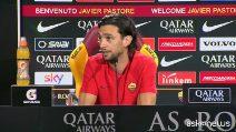 Javier Pastore: alla Roma per sentirmi importante in una squadra