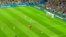 Brasile fuori dal Mondiale: la delusione dei calciatori dopo il fischio finale