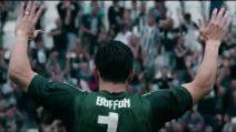 """""""Grazie di tutto, Gigi"""": il tributo della Juventus a Buffon è da brividi"""