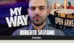"""Saviano: """"Campagna contro ONG di Salvini e Toninelli farà solo aumentare morti in mare"""""""