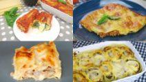 4 lasagna recipes that everyone will love!