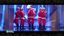 Grande Fratello VIP - Il balletto natalizio dei VIP