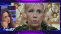 Primi scontri al GF Vip tra Samantha De Grenet e Maria Teresa Ruta