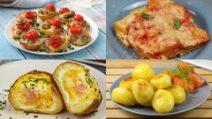 4 Ricette a base di patate che conquisteranno tutta la famiglia!