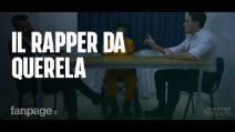 Il rapper parla di mafia e politica, ma il sindaco di Cassano allo Ionio lo querela: Guiz condannato