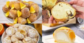 4 Delicious desserts that you can make with oranges!