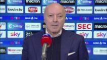 """Calciomercato, Marotta: """"Eriksen sul mercato, non è funzionale"""""""