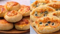 The pizza is delicious in every form! But these 3 recipes are truly special!