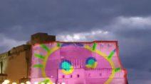 Napoli, Castel dell'Ovo si illumina con le opere di Franz Cerami