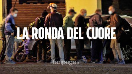 """Napoli, pasti caldi non solo ai senzatetto: """"Il Covid ha creato nuovi poveri"""""""