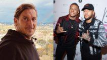 Neymar e Mbappè hanno fatto un regalo a Francesco Totti