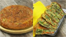 Onion cake: the vegetable omelette for your perfect dinner!