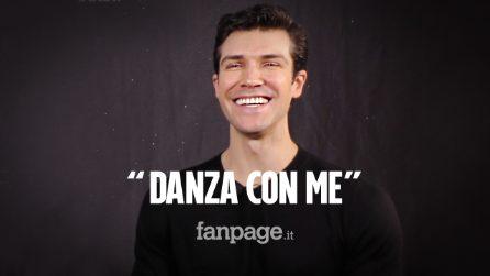 """Danza con me 2021, Roberto Bolle: """"Il mio show a Capodanno per iniziare nel migliore dei modi"""""""