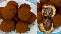 Tartufi di pandoro con cuore cremoso: il dolcetto facile e goloso che piacerà a tutti!