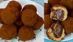 Pandoro truffles: a delicious snack ready in 20 minutes!