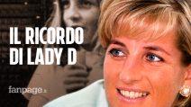Il ricordo di Lady Diana a 23 anni dalla morte