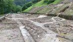 Alto Adige, le immagini della frana sulla statale del Brennero