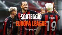 Sorteggio Europa League, chi è l'avversario del Milan nel secondo turno preliminare