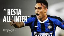 """Lautaro Martinez resta all'Inter, l'agente chiude a Barcellona e Real Madrid: """"Non c'è niente"""""""