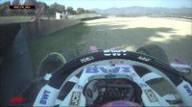 Formula 1 Mugello: botto per Stroll a 282 Km/h