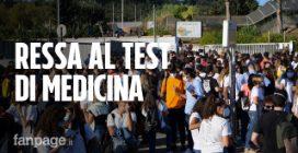 """Test Medicina a Napoli, ressa all'esame: """"Studenti mammoni, molti erano accompagnati"""""""
