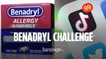 Cos'è la Benadryl challenge, la sfida di TikTok che è già costata la vita a una quindicenne