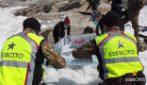 Militari fanno una scoperta sorprendente sotto la neve della Valle Aurina, in Trentino