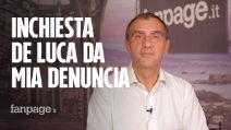 """Regionali Campania, Severino Nappi (Lega): """"Da me partita l'inchiesta su De Luca"""""""