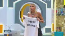 Grande Fratello VIP, Matilde Brandi è la prima concorrente ad entrare in casa