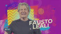 Fausto Leali al Grande Fratello VIP, la clip di presentazione