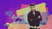 La clip di presentazione di Andrea Zelletta al Grande Fratello VIP 2020