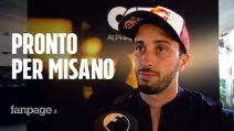 """MotoGP Misano, Dovizioso: """"Tanti piloti in lizza per il titolo, campionato tutto da scoprire"""""""
