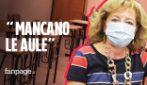 """Riapertura scuole a Napoli, la preside del Vittorio Emanuele II: """"Faremo doppi turni, mancano classi"""""""