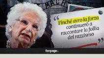 """Ha superato tre """"selezioni della morte"""" nei campi di concentramento. Oggi Liliana Segre compie 90 anni"""