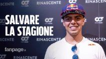 """Moto2 a Misano, Di Giannantonio: """"Stagione difficile, non si molla mai. Punto sempre a vincere"""""""