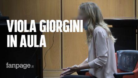"""Vannini, presidente Corte a Viola Giorgini: """"Lei poco credibile, rischia falsa testimonianza"""""""