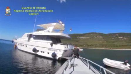 Individuati 11 yacht e barche a Vela di lusso sconosciute al fisco italiano