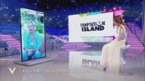 """Alessia Marcuzzi su Temptation Island: """"Siamo blindati in sicurezza"""""""